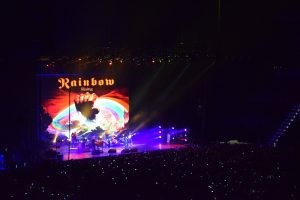Concert of Ritchie Blackmore's RAINBOW