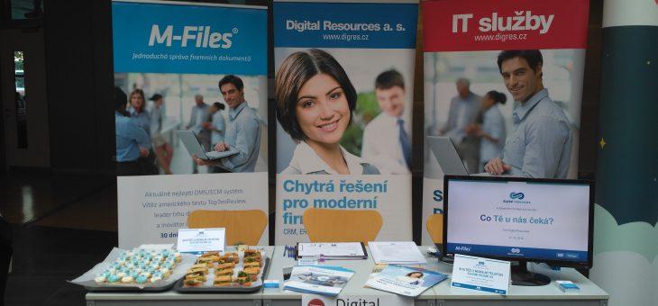 "Digital Resources at the ""Šance"" fair"