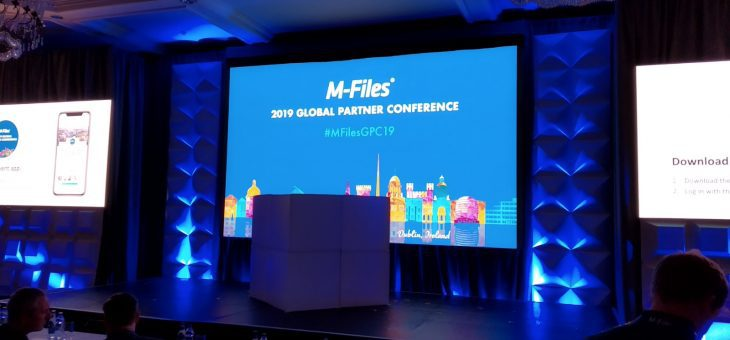 Global success at M-Files Partner Conference 2019