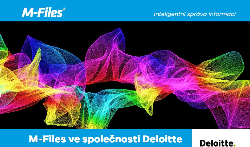 Deloitte případovka
