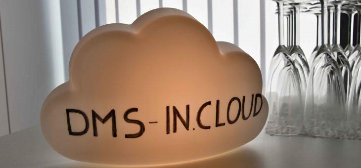 Akce DMS in Cloud – oficiální křest