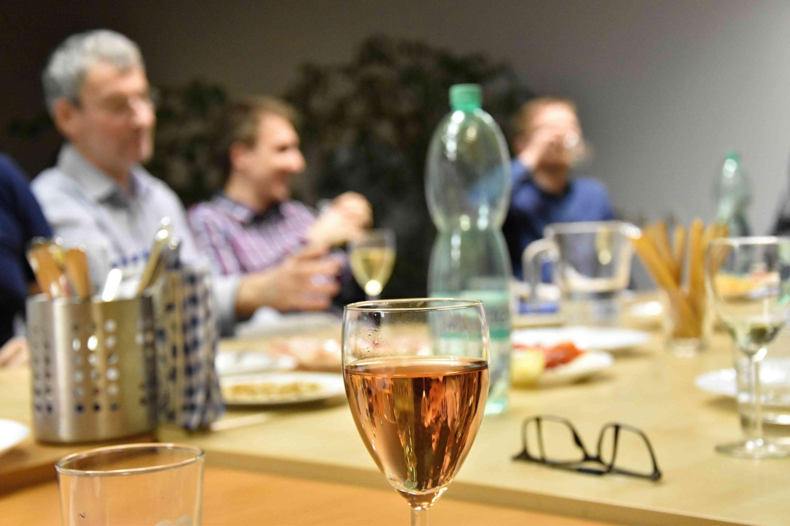 Dopití vína (1) 1