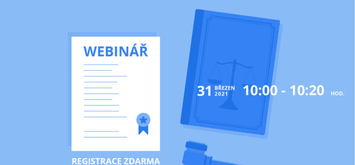 Webinar: How to streamline the work of a law firm?, 31. 3. 2021, 10:00 – 10:20