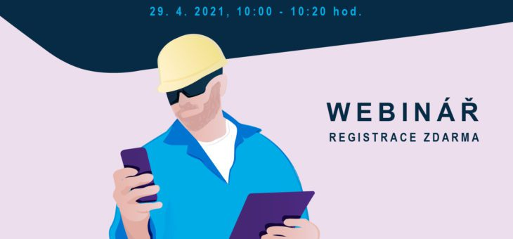 Webinář: Řízení a plánování servisu, 29. 4. 2021, 10:00 – 10:20