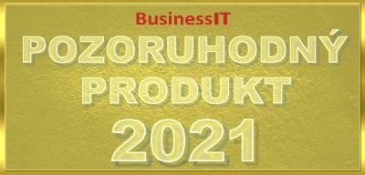 Intuo Servis oceněno jako Pozoruhodný produkt 2021