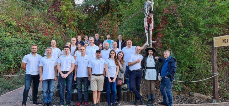 Corporate event – minigolf and dinner, 29 September 2021